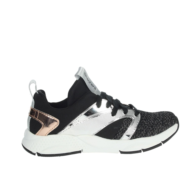 Sneakers bkrg Frühjahr 84853l Mädchen Schwarz sommer Skechers t4BRt