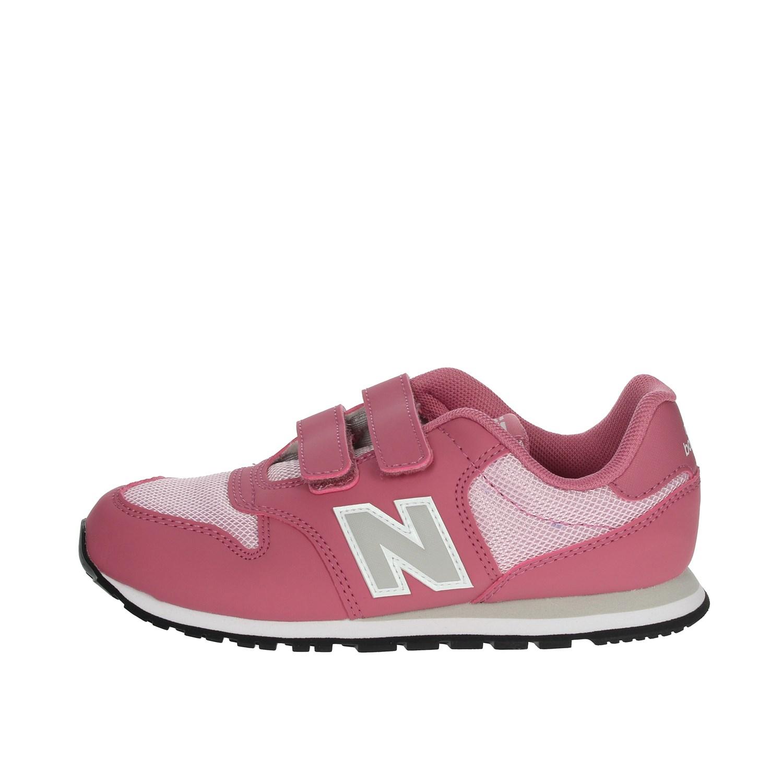 Sneakers NEW BALANCE YV500PK Rosa