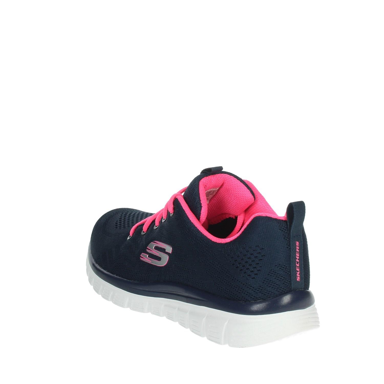 Skechers 12615nvhp Baskets Baskets Femme 12615nvhp Printempstᄄᆭ Skechers xerdBoC