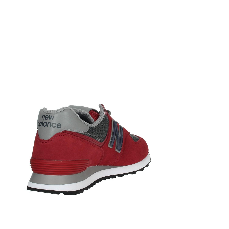 scarpe new balance uomo 2017 inverno rosse