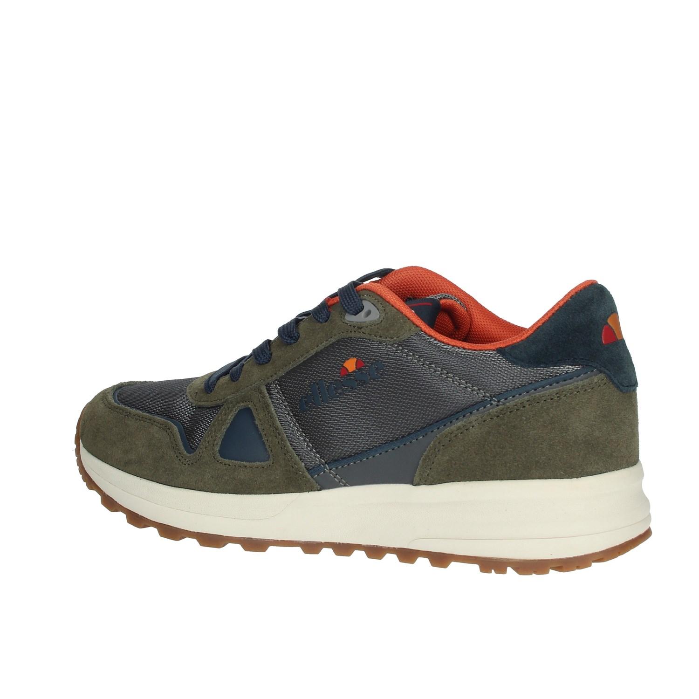 Ellesse Uomo EL92M50410 Sneakers AutunnoInverno Camoscionylon