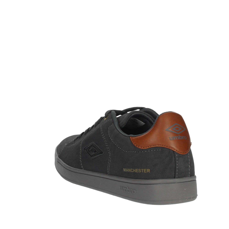 Umbro-Uomo-RFP38075S-Sneakers-Autunno-Inverno-Nabuk miniatura 3