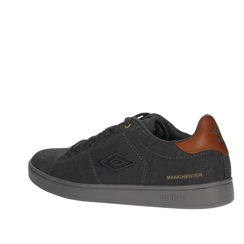 Umbro-Uomo-RFP38075S-Sneakers-Autunno-Inverno-Nabuk miniatura 9