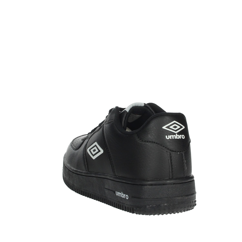 Umbro-Uomo-RFP38077S-Sneakers-Autunno-Inverno-Pelle-Sintetico miniatura 3