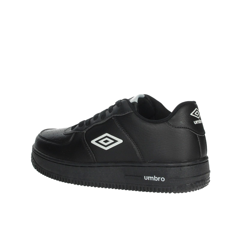 Umbro-Uomo-RFP38077S-Sneakers-Autunno-Inverno-Pelle-Sintetico miniatura 9