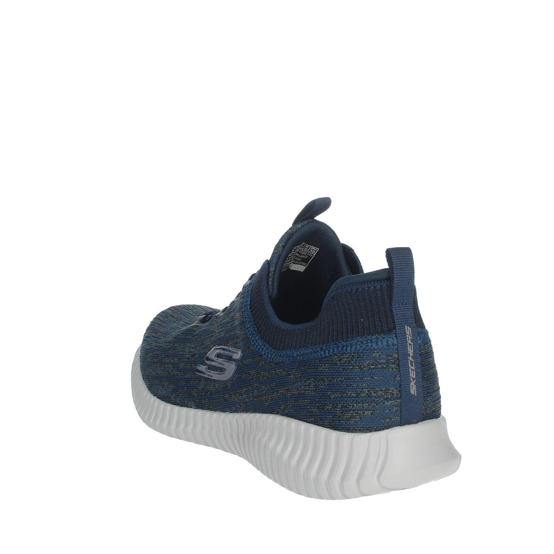 Dettagli su Skechers Uomo 52642 BLU Sneakers PrimaveraEstate Nylon