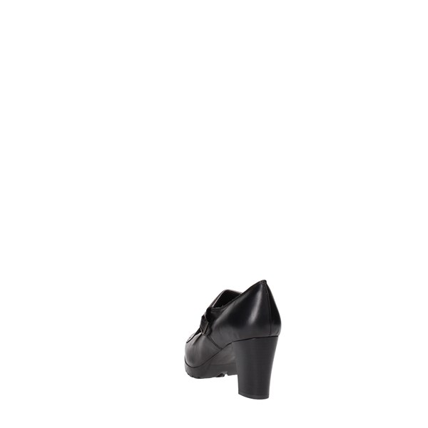 Grunland Shoes Ankle Boots Black SC1881