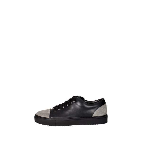 Fabiano Ricci Shoes Sneakers Black 17784