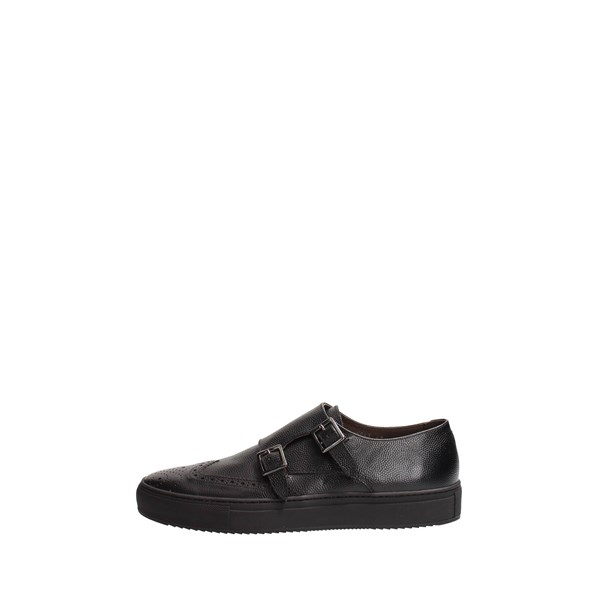 Fabiano Ricci Shoes Sneakers Black 19063