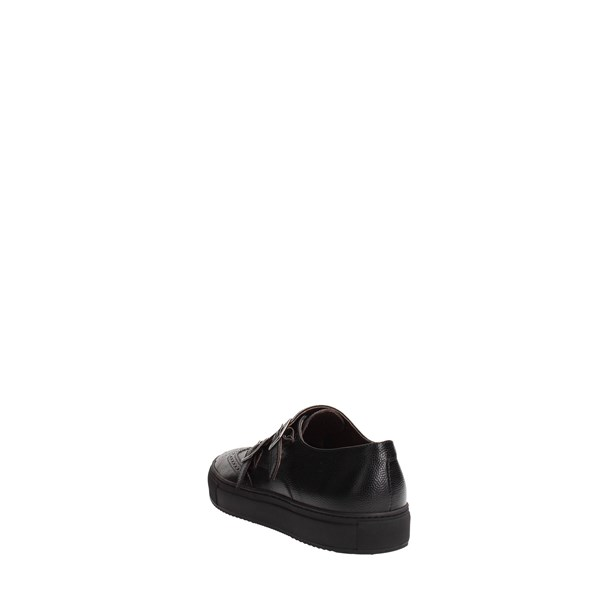 <Fabiano Ricci Shoes Sneakers Black 19063