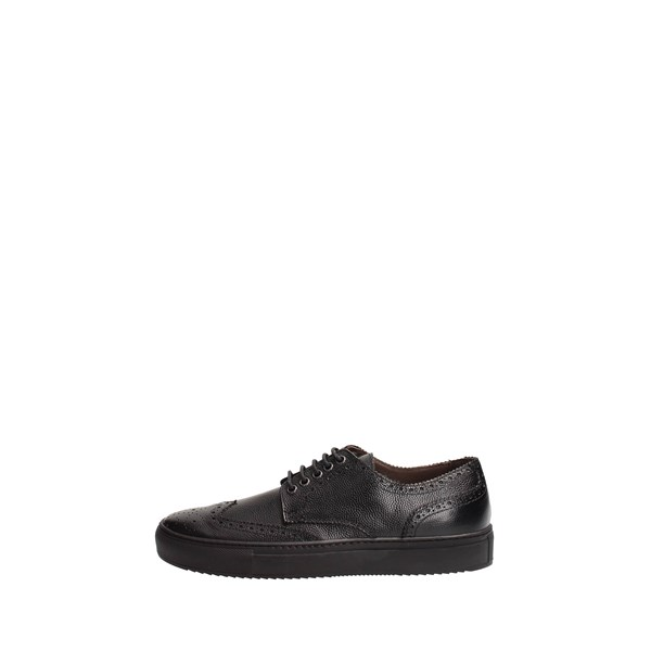 Fabiano Ricci Shoes Sneakers Black 17782