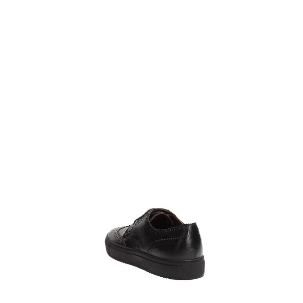 <Fabiano Ricci Shoes Sneakers Black 17782