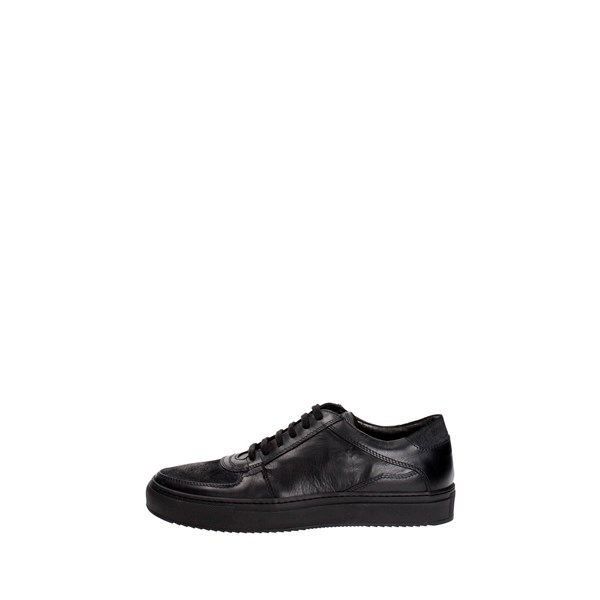 Fabiano Ricci Shoes Sneakers Black 18323