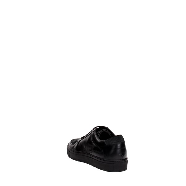 <Fabiano Ricci Shoes Sneakers Black 18323
