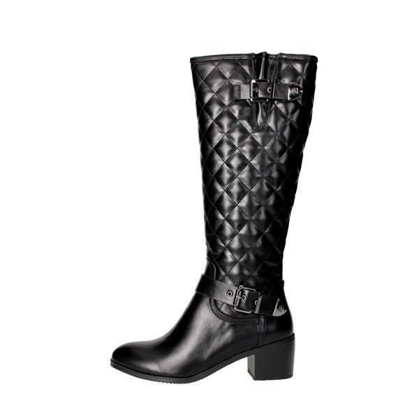 Laura Biagiotti Shoes Boots Black 1354