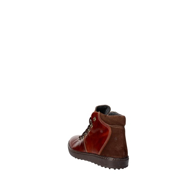 Nuper Shoes Comfort Shoes  Brown 5653