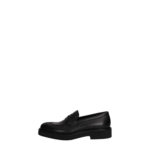 Roberto Serpentini Shoes Moccasin Black 30102-162