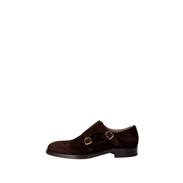 Corvari Shoes Brogue Brown 3006