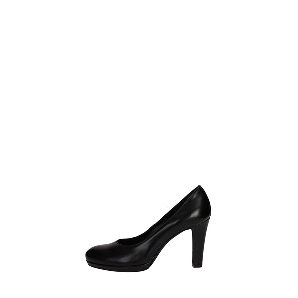Rosso Reale Milano Shoes Heels' Black 918