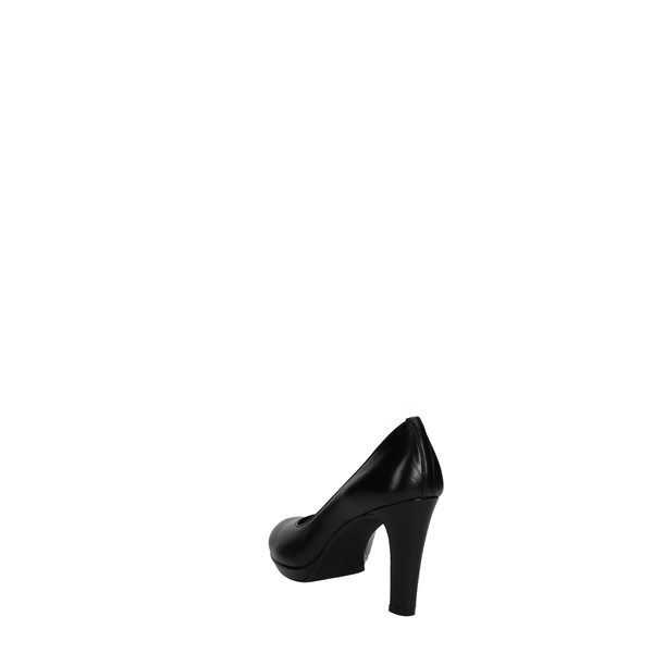 <Rosso Reale Milano Shoes Heels' Black 918