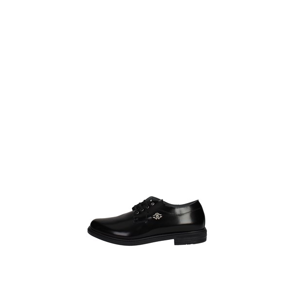 Roberto Cavalli Shoes Brogue Black E40982X