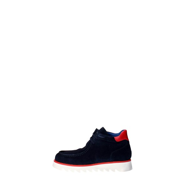 Docksteps Shoes Laced Blue DSE103158
