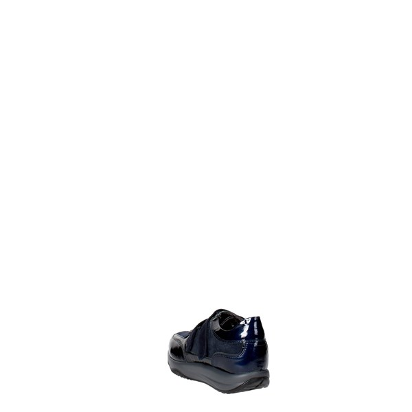 <Sanagens Shoes Sneakers Blue 5842