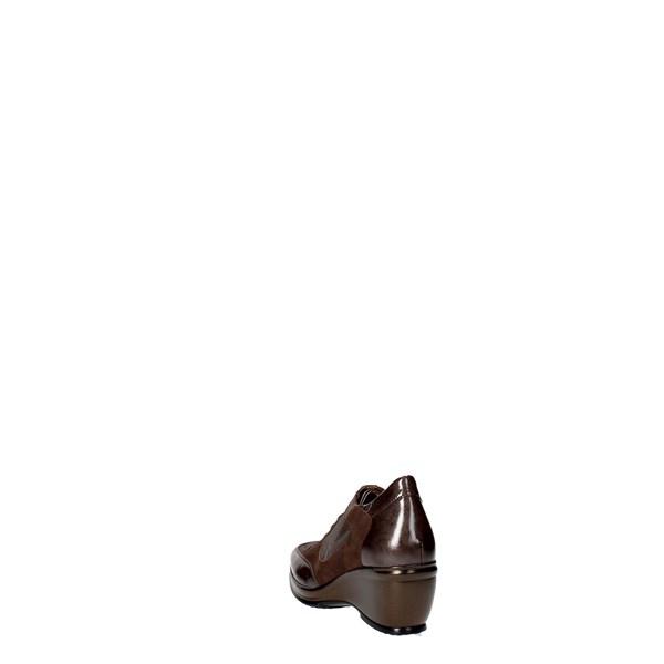 <Sanagens Shoes Sneakers Brown 9968