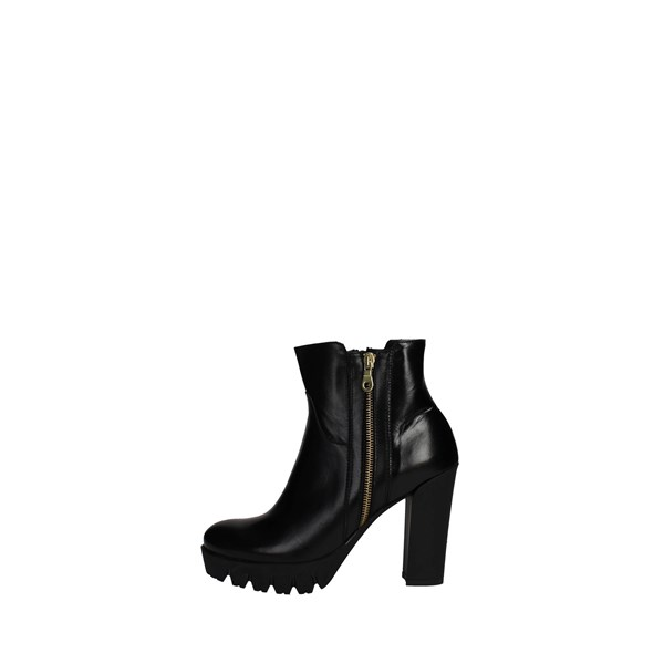 Rosso Reale Milano Shoes boots Black 456