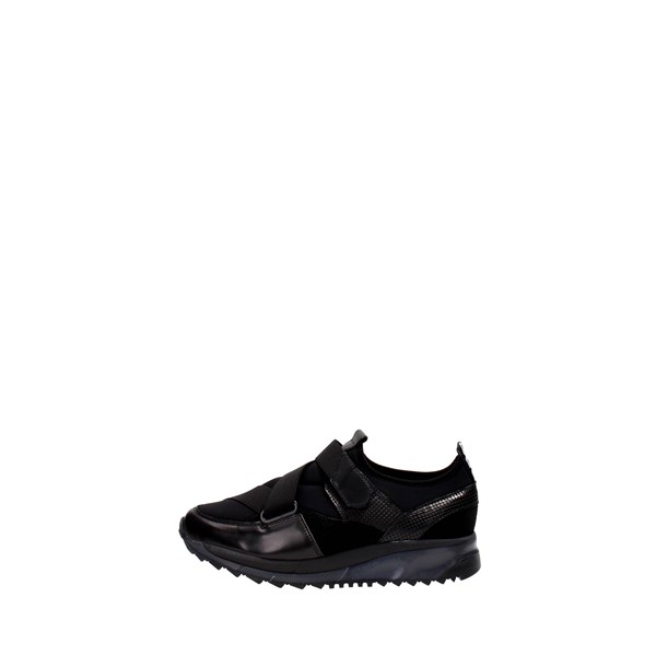 Bronx Shoes Slip-on Shoes Black 65440-K