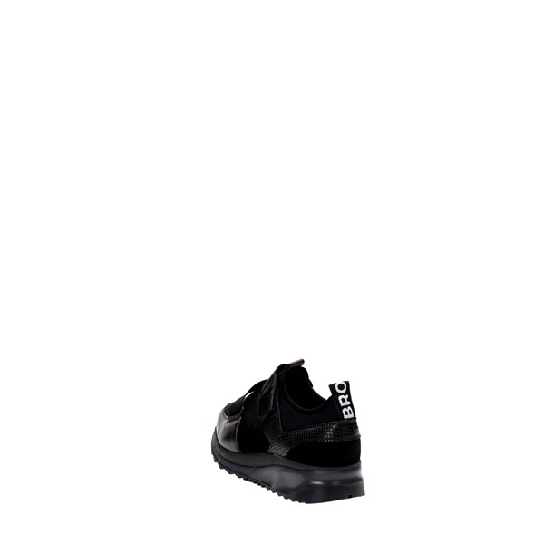 Bronx Shoes Sneakers Black 65440-K