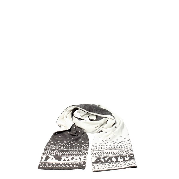 La Martina Accessories Pashmina Grey SCR 02140