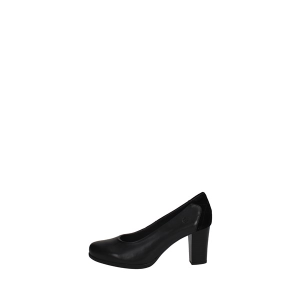 Baerchi Shoes Heels' Black 31550