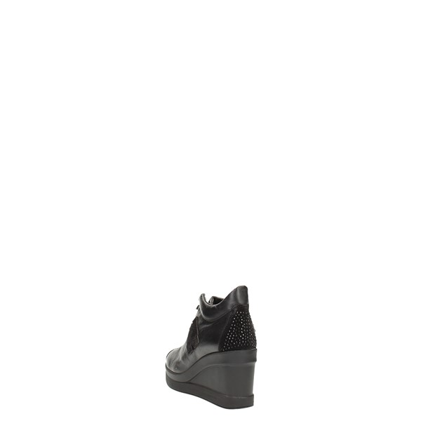 <Night & Day Shoes Sneakers Black 172PTS