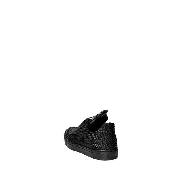 Esclusive Shoes Sneakers Black F1200