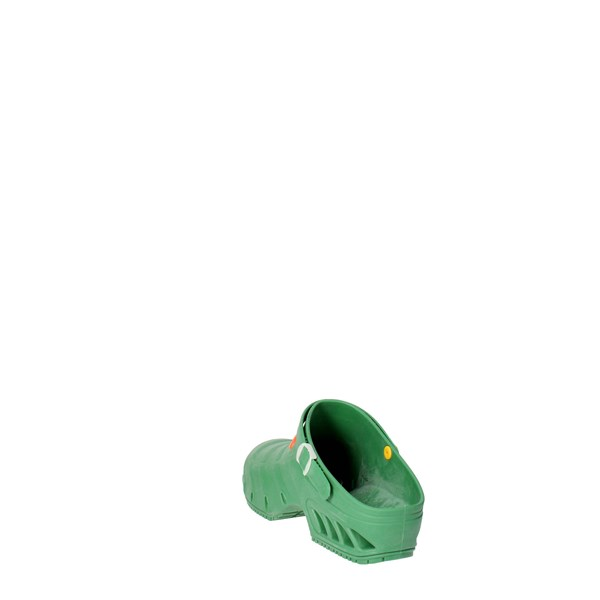 Sanagens Shoes Clogs Green 7700 008