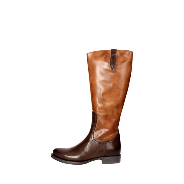 Corvari Shoes Boots Brown C-15