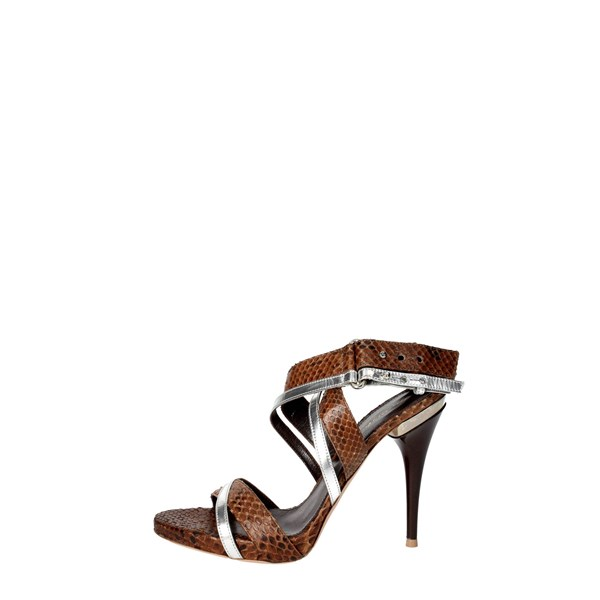Gianvito Rossi Shoes Sandals Brown GE3170..00