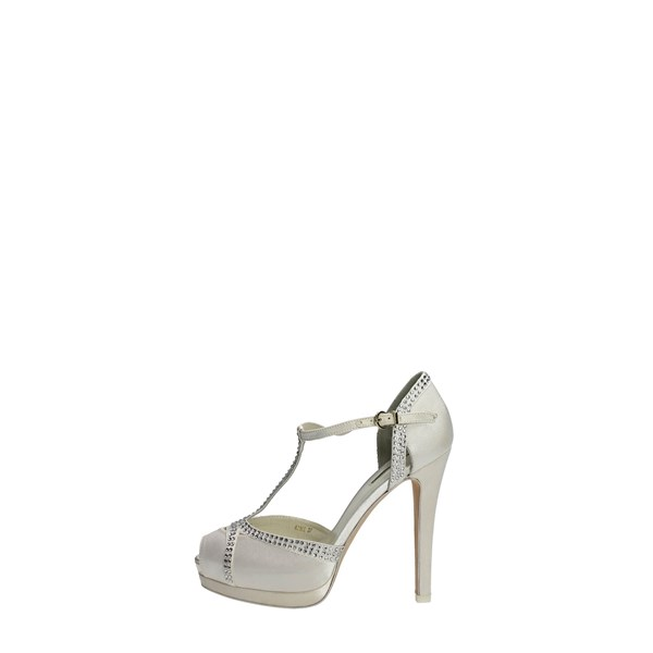 Luciano Barachini Shoes Sandals White 4216X