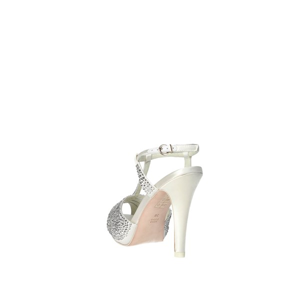 Luciano Barachini Shoes Sandals White 2303X