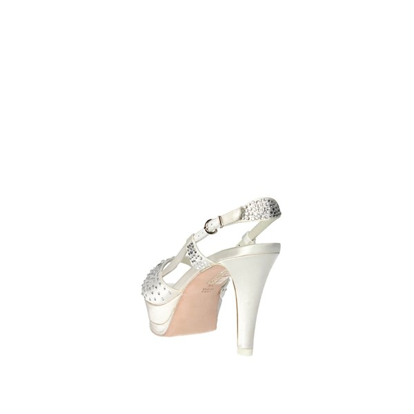 Luciano Barachini Shoes Sandals White 2451X