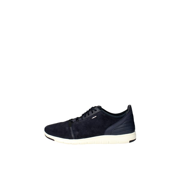 Geox Shoes Sneakers Blue U44S7A