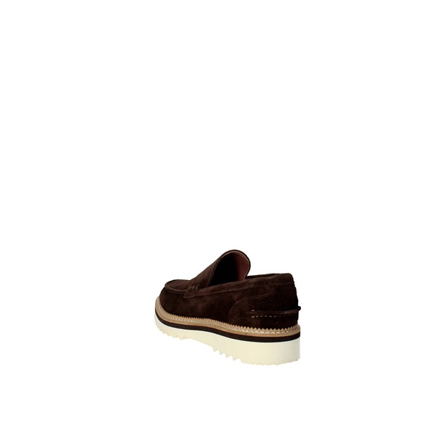 Marechiaro Shoes Moccasin Brown A1424