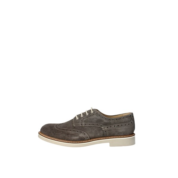 Samsonite Shoes Brogue Grey SFM102273