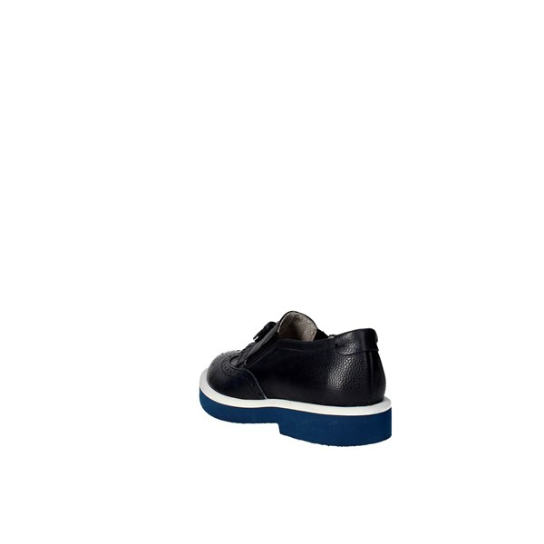 Marechiaro Shoes Moccasin Blue 4258