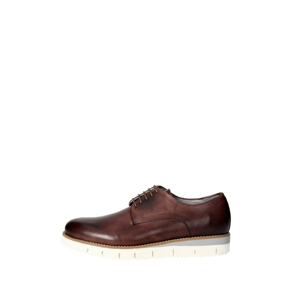 Eveet Shoes Brogue Brown 15111