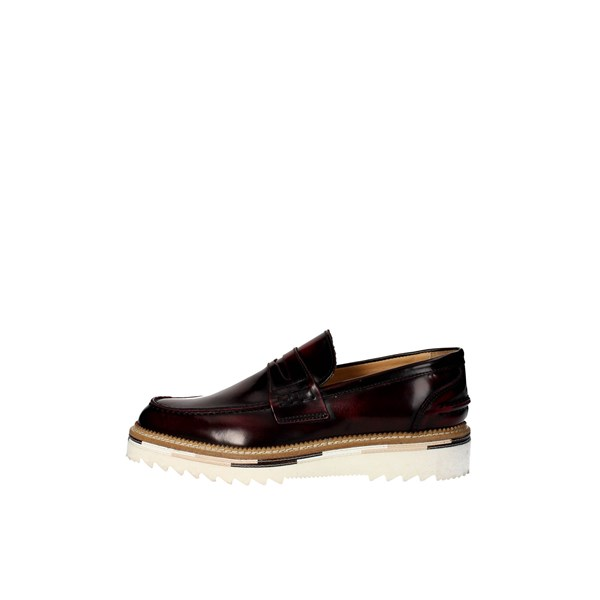 Marechiaro Shoes Moccasin Burgundy A1422