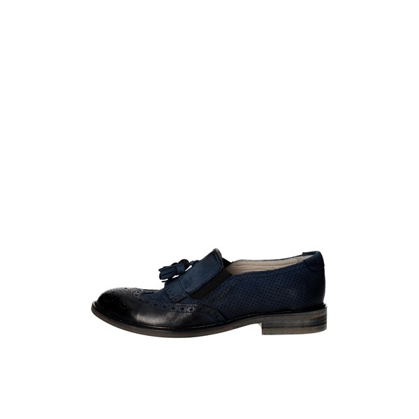 Marechiaro Shoes Loafers Blue 4258/19