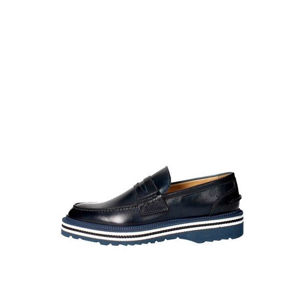Marechiaro Shoes Loafers Blue A1271