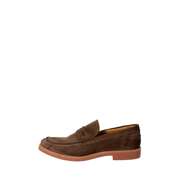 Corvari Shoes Loafers Brown 756